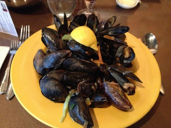 Maestro S.V.P. : mussels