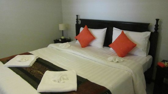 Cozy Boutique Hotel: their room