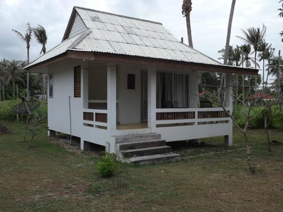 Jinta Beach Bungalow: out hut