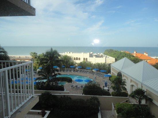 Marco Beach Ocean Resort: Ocean view from Room 911