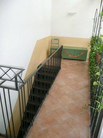 Casa Margherita : Scala
