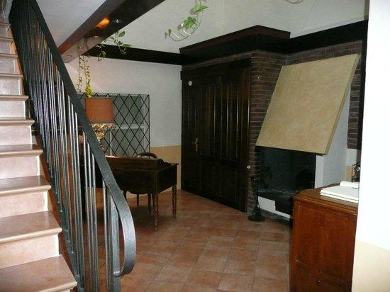 Casa Margherita : Reception
