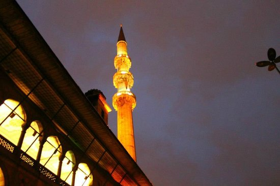 Yeni Cami: New Mosque, Istanbul
