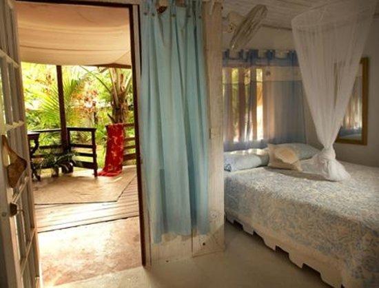 Yoga Getaway With Bria Charlie Calabash Cottage Bedroom