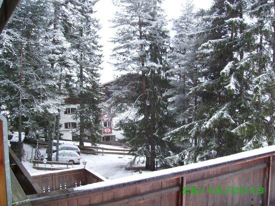 Pension Krinserhof: Χιονισμένο Όνειρο