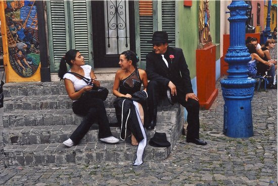 Buenos Aires Walking Tours : time for tango