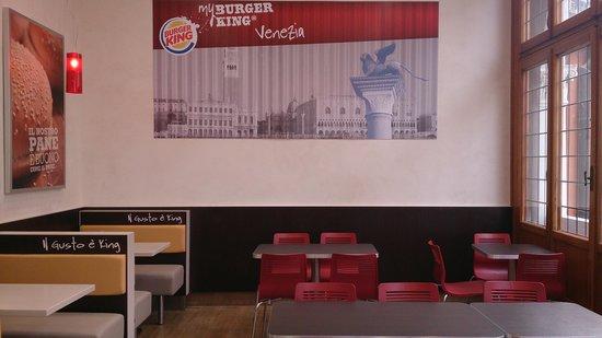 Burger King Venezia