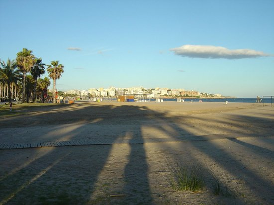Ohtels Belvedere : Beach