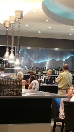 Holiday Inn Sydney Airport: Biggles Bar