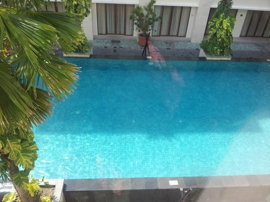 View from 2nd floor picture of aston kuta hotel for Terrace 8 residence kuta