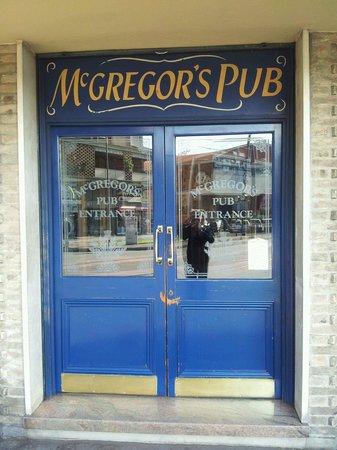 Mc Gregor's