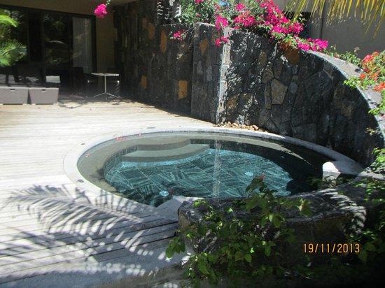 Trou aux Biches Beachcomber Golf Resort & Spa: Attached Pool Suite