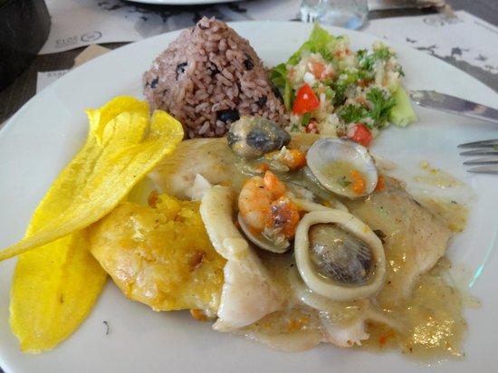 La Mulata: prato