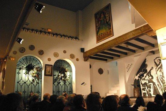 Tablao Flamenco Los Gallos: Il locale