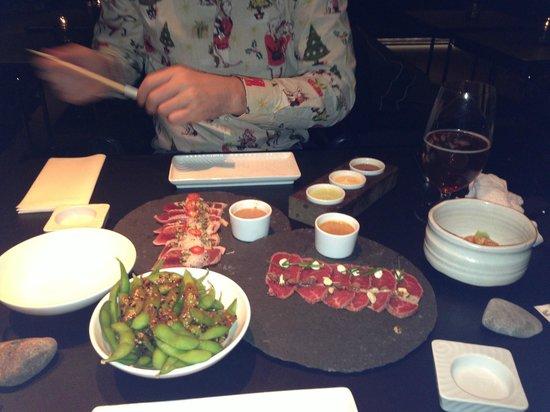 Sticks n Sushi: Sushi