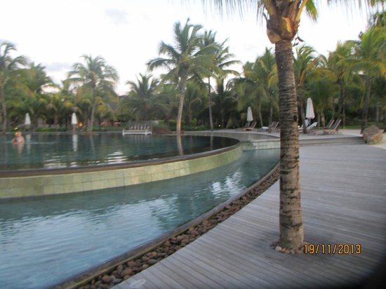 Trou aux Biches Beachcomber Golf Resort & Spa: Main Pool