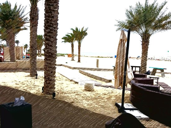 Turquoiz Beach Restaurant and Lounge: the view