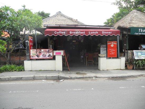 Stars Bar Bistro : Street View