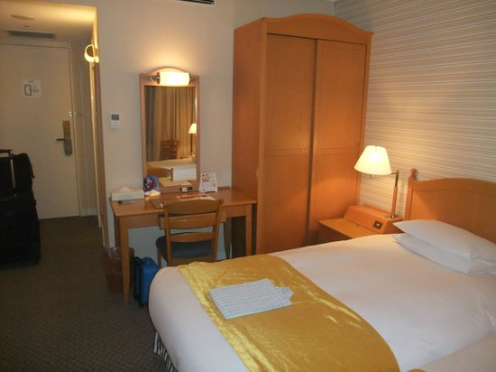 Oriental Hotel Tokyo Bay: ハリウッドツイン