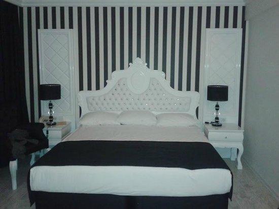 Yigitalp Hotel : Fantastica accogliente