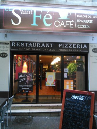 Le Cafe St Fe