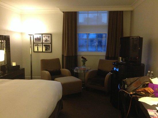 Sofitel London St James: Our Luxury Room
