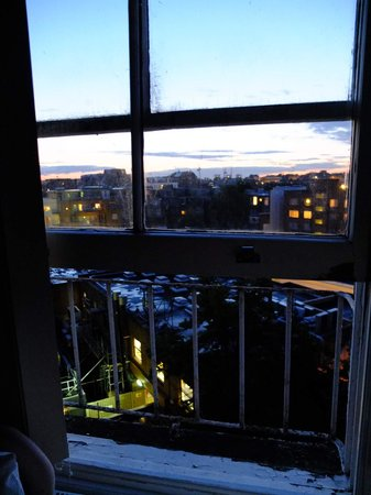 1 Lexham Gardens: The view from our room
