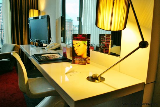 WestCord Fashion Hotel Amsterdam: Kamer