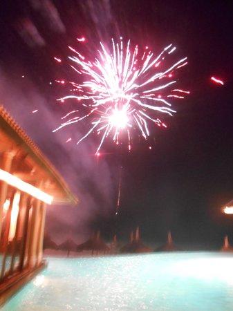 Veraclub Le Grande Sable: happy new year