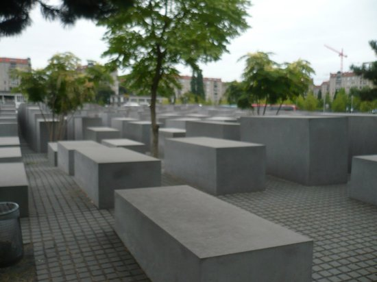 Mémorial aux Juifs assassinés d'Europe : VEDUTA