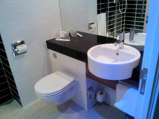 Holiday Inn Express Birmingham South A45: Baño