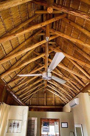 Buffalo Ridge Lodge: inside the room
