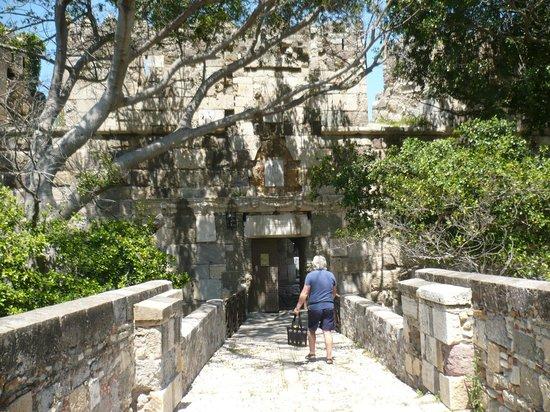 Kos Town Castle : VEDUTA