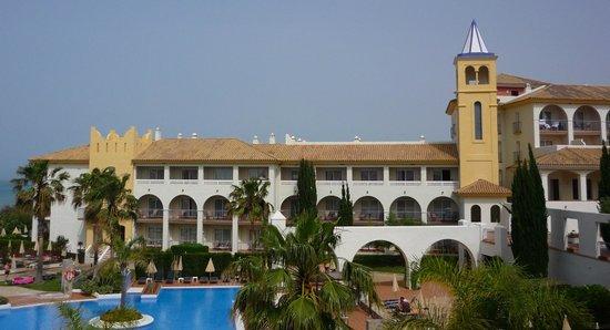 Hotel Fuerte Conil - Costa Luz : Gesamtansicht des Hotels