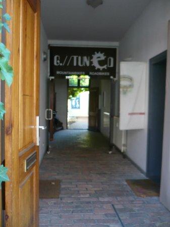 JGH Berlin: L'INTERNO