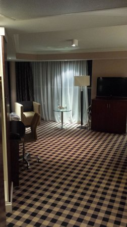 DoubleTree by Hilton Hotel Newcastle International Airport : Room 252