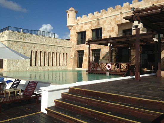Sanctuary Cap Cana by Playa Hotels & Resorts: Rooftop of the Fortress