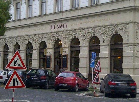 Cafe Savoy: Café Savoy