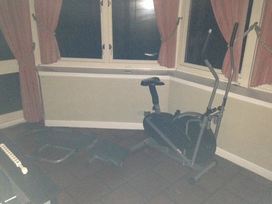 Castleton House Hotel : The 'Gym' that doesnt work