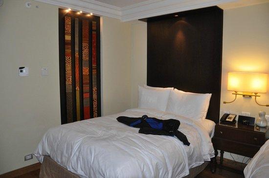 JW Marriott El Convento Cusco: La habitación...