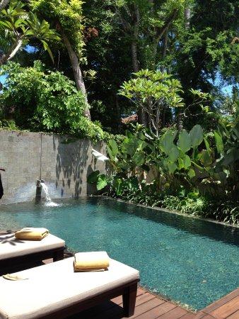 Kayumanis Nusa Dua Private Villa & Spa: プール