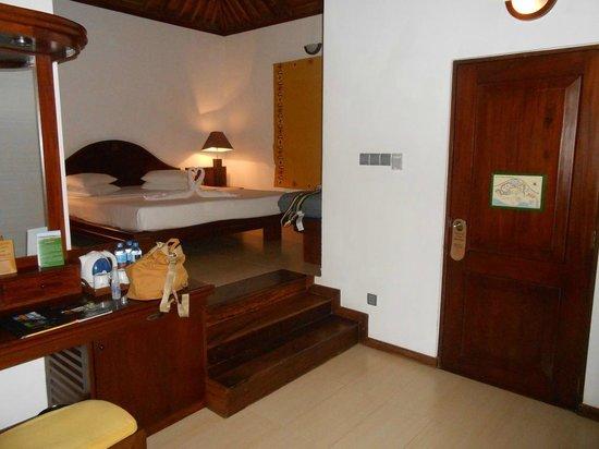 Amaya Lake : camera hotel