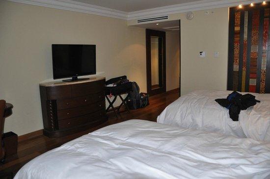 JW Marriott El Convento Cusco: La habitación