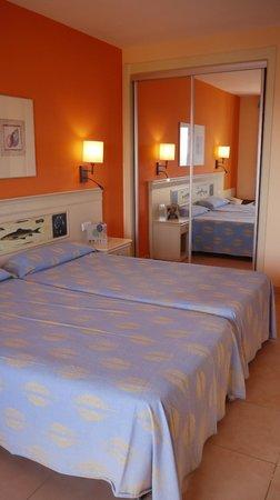 IBEROSTAR Playa Gaviotas Park: Suite Schlafzimmer