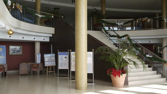 IBEROSTAR Playa Gaviotas Park: Lobby