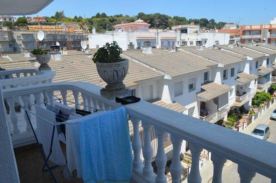 Apartamentos Las Americas : Балкон