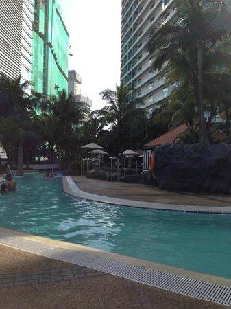 Hilton Kuala Lumpur : プール