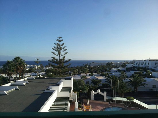 Apartamentos Villa Canaima: Third floor view
