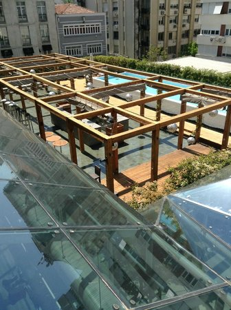 Park Hyatt Istanbul - Macka Palas: The Restaurant Deck