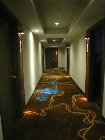 Dreamtel Kota Kinabalu: corridor